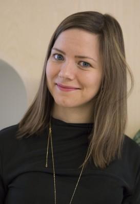 Ida Aalen. Portrett.